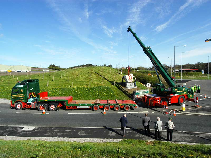 Mobile Crane Hire Services