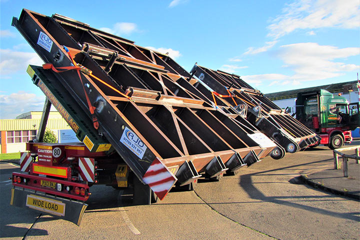 Specialised Haulage Services