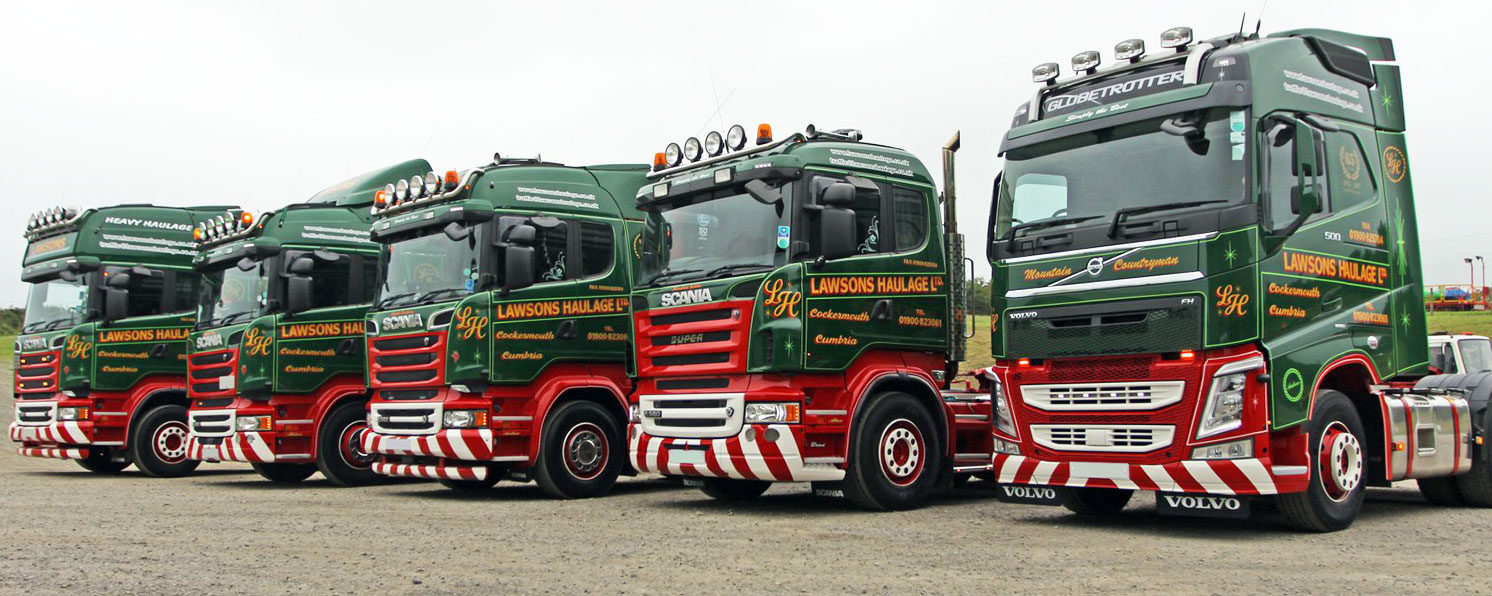 Lawsons Haulage Ltd
